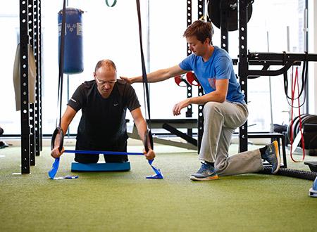 Antwerp Rehab & Training High Performance Training