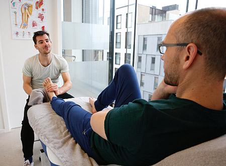 Antwerp Rehab & Training Kinesitherapie