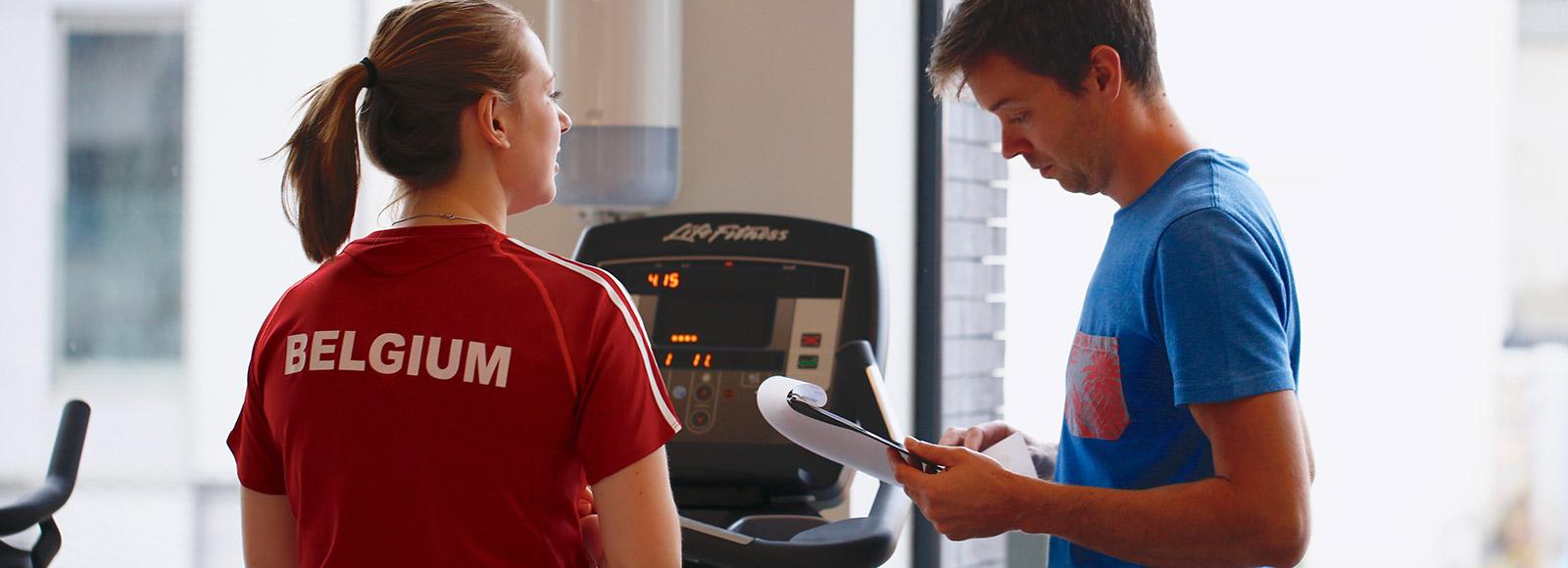 Antwerp Rehab & Training Preventie