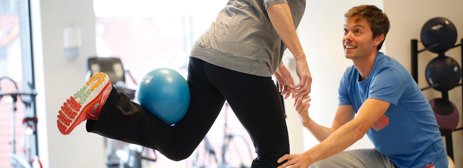 Antwerp Rehab & Training Referenties